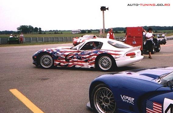 2000 Dodge SVS Viper Stryker Twin Turbo